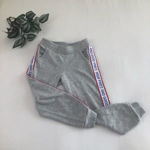 Athletic Works Side-Taped Sweatpants